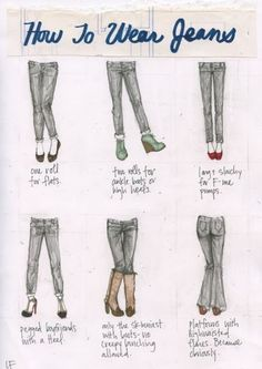 STYLE IT! I'm asked this question often... Love this simplified diagram- SHARE!