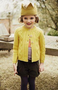 Mini Boden Cabled Cardigan (Toddler Girls, Little Girls & Big Girls) | Nordstrom