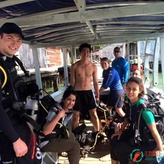 If you are ready for scuba diving, come with us!