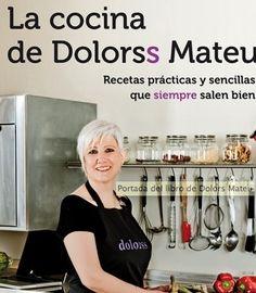 Recetas sin gluten en el nuevo libro de la bloguera Dolorss Mateu. http://www.farmaciafrancesa.com