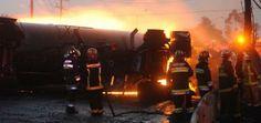 73 muertos deja incendio de pipa en Mozambique