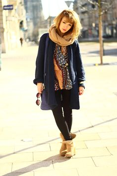 Fall/Winter fashion. cozy <3