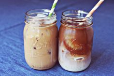 Until recently I wasn't a big believer in homemade iced coffee. I've tried out a few recipes (some I found, some I made up) and found a few variations I like OK. But nothing that really compared to good barista made iced coffee. Plus, making single serving iced coffee at home is sort of a pain. It is a paint to steep coffee that long for only one mediocre cup....
