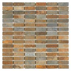 Zen - mozaiki dekoracyjne Slate BLOCK mix 48 (plaster 30,5x30,5)
