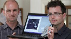 Jeff Neasham y Dave Graham Bbc News, Ultrasound, Engineering, Parenting, Health, Graham, World, Tecnologia, News
