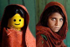 Mike Stimpson   O fotógrafo loucamente apaixonado por bonecos Lego