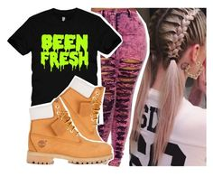 """been fresh"" by rld2603 ❤ liked on Polyvore"