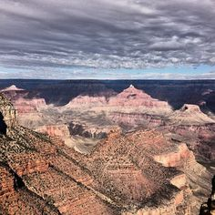 Grand Canyon Village in Arizona