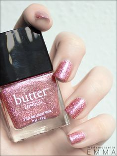 Butter London: Rosie Lee