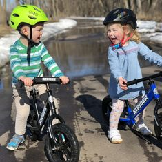 338132ff015 Learn how a Strider Balance Bike makes riding as easy as walking for kids  of all ages! Starting at 18 months, a Strider Balance Bike is good for  years of ...