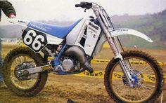 Alberto Barozzi Benelli 125 cc. 1988