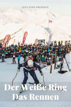 Mit 19 weiteren Skifahrern stehen Sie im Pulk an der Startlinie und lauschen gespannt in die Stille. Bis zur Ziellinie sind es 22 Kilometer. Dann peitscht der Startschuss durch die Luft und Sie sind mittendrin – im Weißen Ring. Events, White Rings, Ski, Athlete