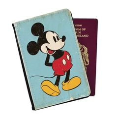 Travel in Style With Mickey Mouse Passport Cover and Luggage Tag Disney Travel, Disney World Vacation, Disney Vacations, Disney Trips, Travel Set, Travel Style, Small World Vacations, Disney Cast Member, Disney College Program
