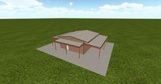 Cool 3D #marketing http://ift.tt/2F9a5Ej #barn #workshop #greenhouse #garage #roofing #DIY