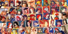 medieval peasant hats - Google Search