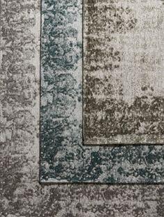 Hertex Heirloom Rugs in Silver, Emerald & Herb. Hertex Fabrics, Fabric Suppliers, Herb, Beautiful Homes, Floors, Emerald, Upholstery, River, Interior Design