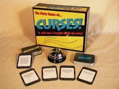 Curses Board Game. #popularboardgames