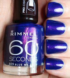 Rimmel Blue Me Away