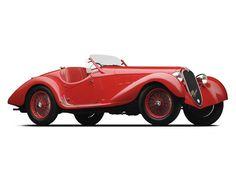Alfa Romeo 8C 2900A, Spider 1937