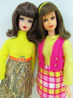 Francie Friends by pigglys_playground, via Flickr