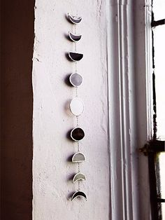 Gorgeous moon phase chimes