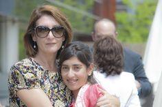 Con mi hija Alejandra!