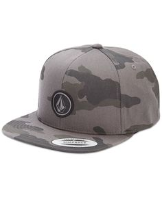 Volcom Men s Quarter Snapback Hat Men - Hats f262b9371