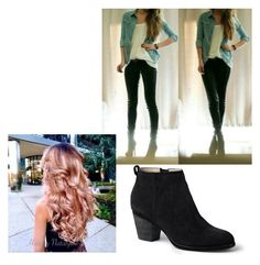 """""""Untitled #2199"""" by i-am-a-fangirl-395 ❤ liked on Polyvore featuring Lands' End"""