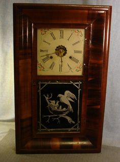 Chauncey Jerome Ogee Clock Antique Clocks Pinterest