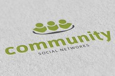 Community - Social Networks - Logo | $24