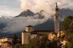 Belluno Dolomiti Veneto Italia foto Rivier De Mari