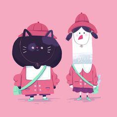 Cartoon Images, Animal Design, Cute Art, My Drawings, Concept Art, Character Design, Doodles, Kawaii, Animation