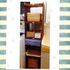 DIY/100均/すきま収納/収納/バス/トイレのインテリア実例 - 2014-09-18 14:52:47 | RoomClip(ルームクリップ)