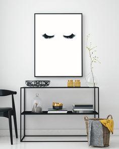 Plakat Eyes NORD&CO