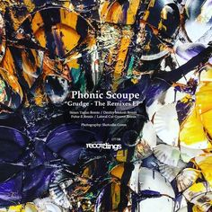Simos Tagias, Dmitry Molosh, Futur-E, Lateral Cut Groove, Phonic Scoupe New Releases: Grudge: The Remixes EP on Beatport