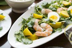Shrimp salad with horseradish rémoulade. Photo: Evan Sung for The New York Times