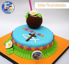 Torta hawaiana - Hawaiian cake - Torta Cristiana - Christian cake
