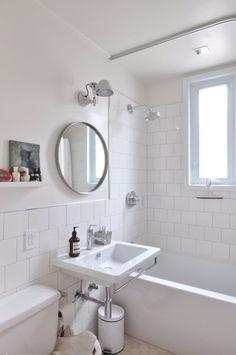 Violaine & Gaetan's DIY Design in Montreal — House Tour | Apartment Therapy