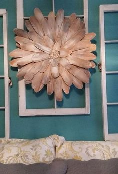 recycle your old fruit baskets into flowers , crafts, repurposing upcycling, wall decor