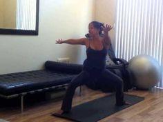 Prenatal Yoga Series - Workout 2