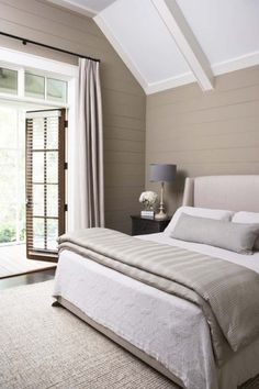 Minnesota Residence Transitional Bedroom - Modern Furniture, Home Designs & Decoration Ideas