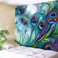 GET $50 NOW | Join Dresslily: Get YOUR $50 NOW!https://m.dresslily.com/peacock-feather-pattern-wall-hanging-tapestry-product2141992.html?seid=l0Gd035Kf7Sjjl04j66ff67ASS