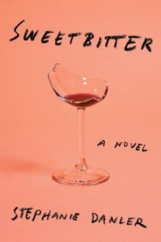 Sweetbitter by Stephanie Danler | 32 Of The Most Beautiful Book Covers Of 2016