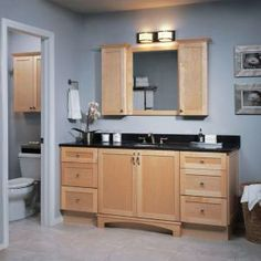 Can Kitchen Cabinet Be Used For Masterbath Sink Vanity