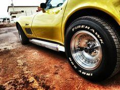 1969 Corvette Stingray Brasília - Brasil