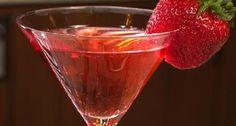 Tequila alla fragola: l'idea di servire laTequilacon le fragole è sfiziosa e originale. Le fragole aggiungeranno sapore e colore.