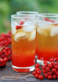 Pihlajanmarja drinkki