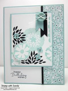 Petal Parade, PP189 & STS16 by stampwithsandy - Cards and Paper Crafts at Splitcoaststampers