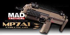 """""""Mad Tactical, distribuidor oficial de #airsoft Tokyo Marui en España"""" #MadTactical  #armas #ocio"""