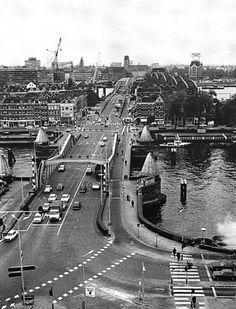 Koninginnenbrug, Noordereiland en Willemsbrug